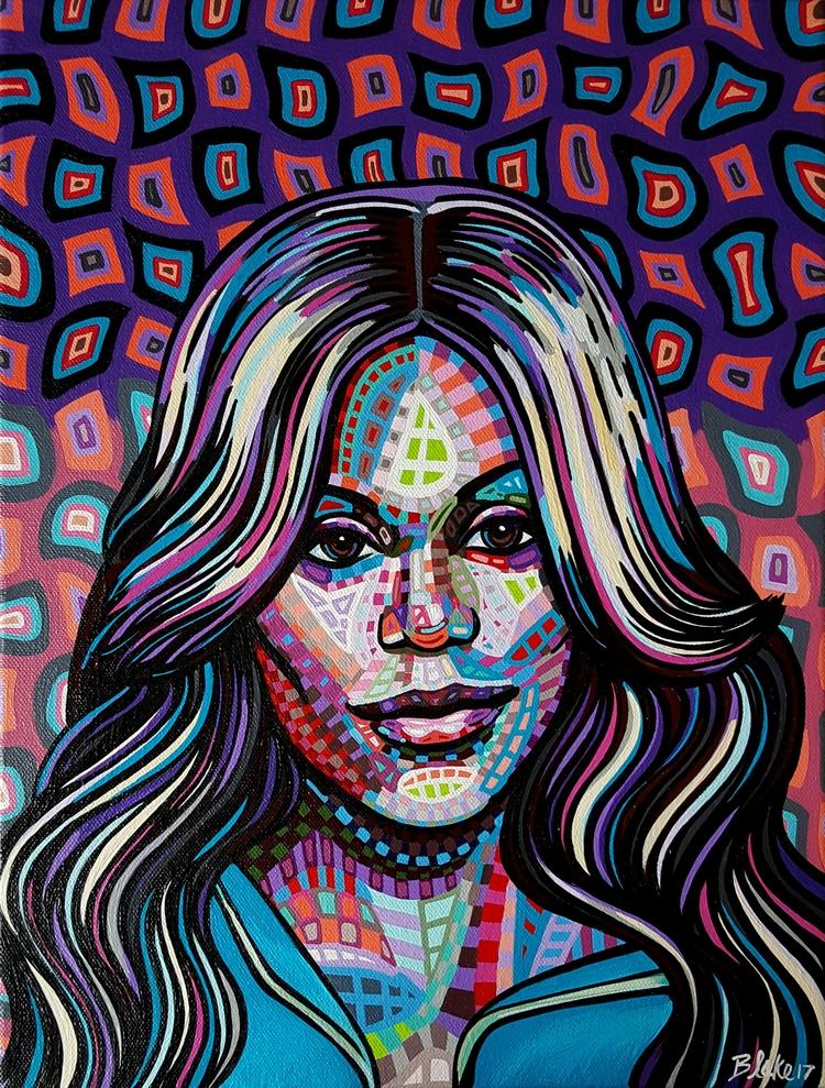 Laverne Cox portraying Sophia B - blakechamberlain | ello