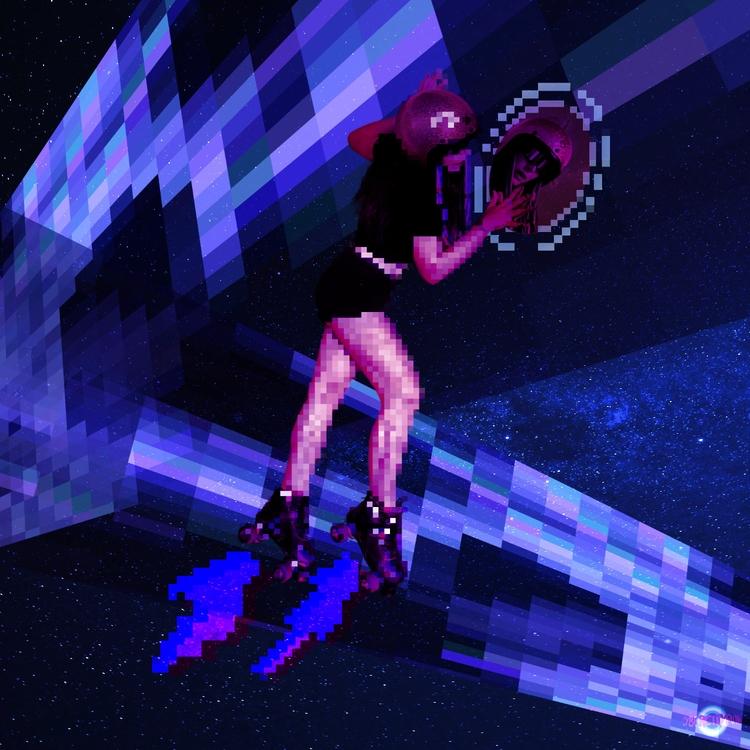 digital artist exploring future - cybercitypunk | ello