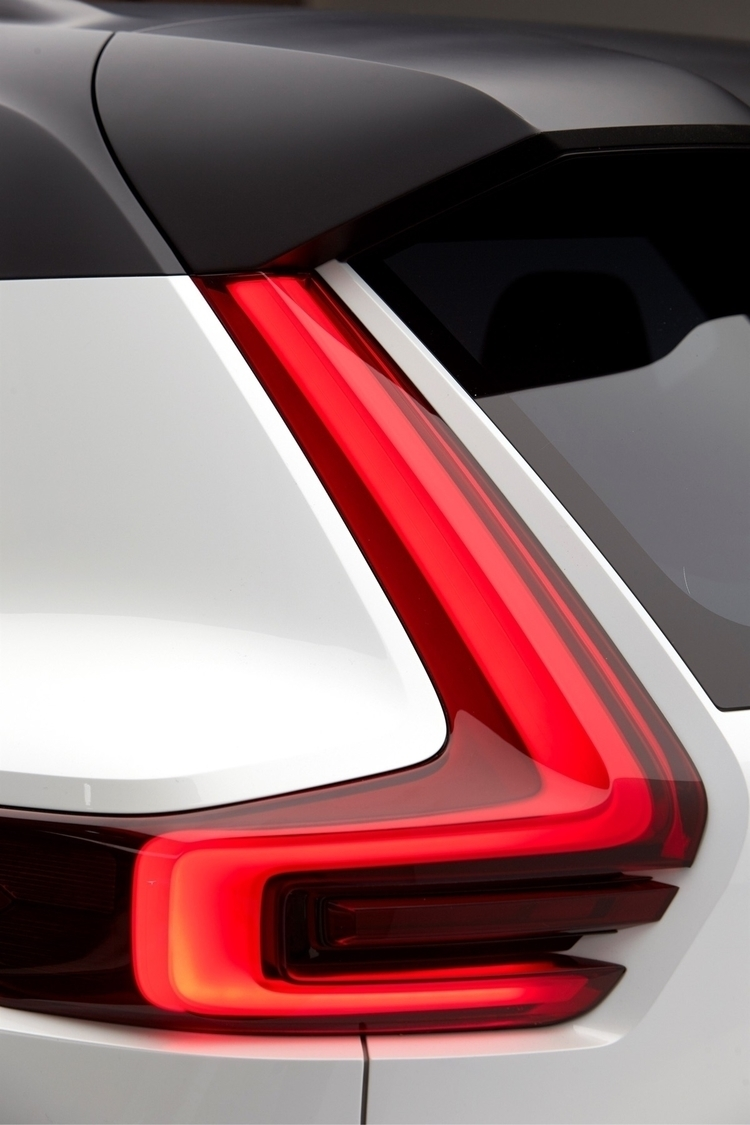 Volvo Concept 40.1 details - volvo - letsdesigndaily | ello
