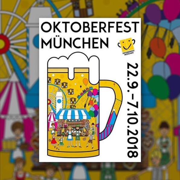 Proposal Oktoberfest 2018. Book - deshalbpunkt | ello