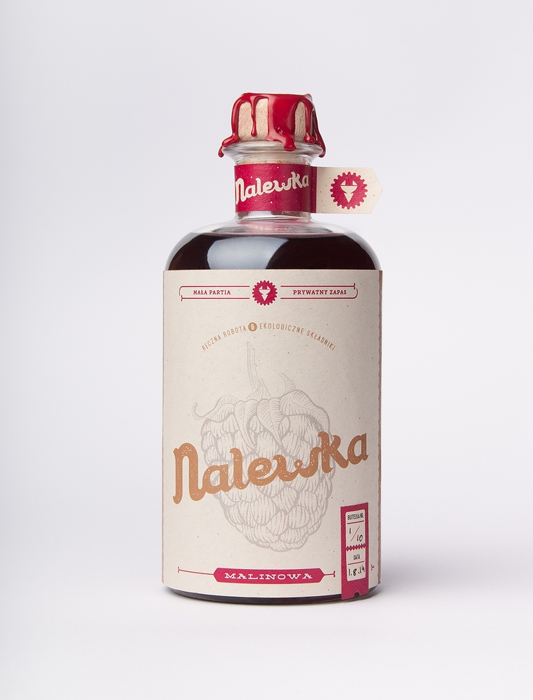 Nalewka [na'lɛfka] traditional  - foxtrotstudio | ello