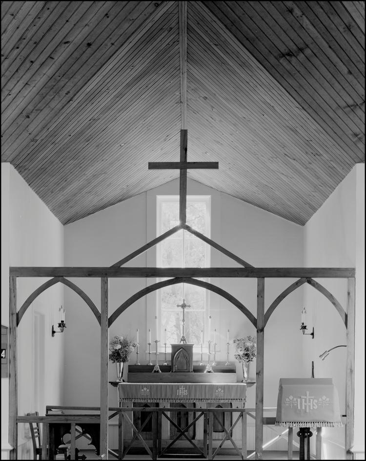 Church Atonement, Fish Creek, W - jeffokeeffe   ello