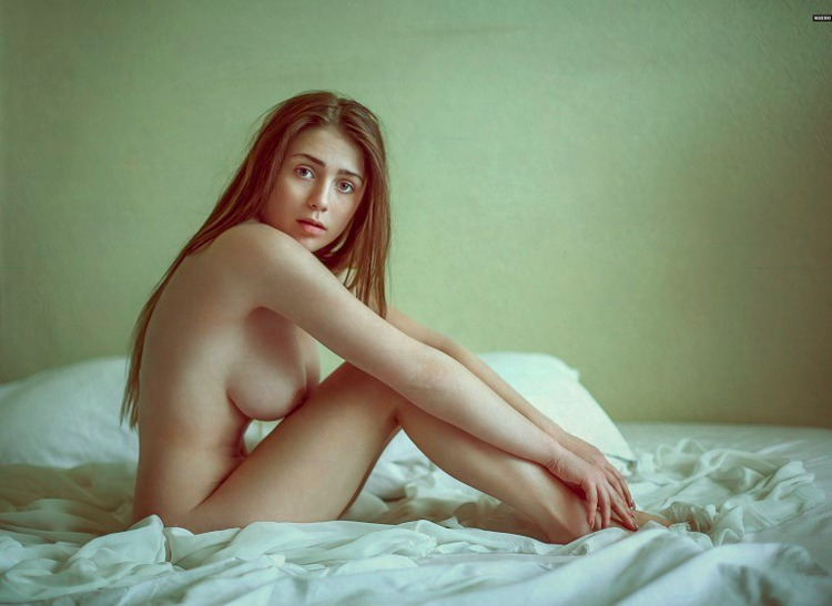 nude, sideboob, tits, nipples - big_floater | ello