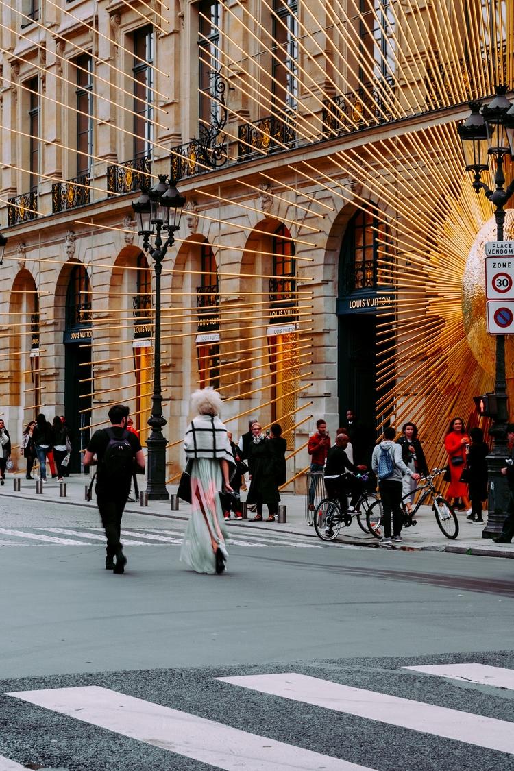 Fashion Week Paris, France Octo - clondon | ello