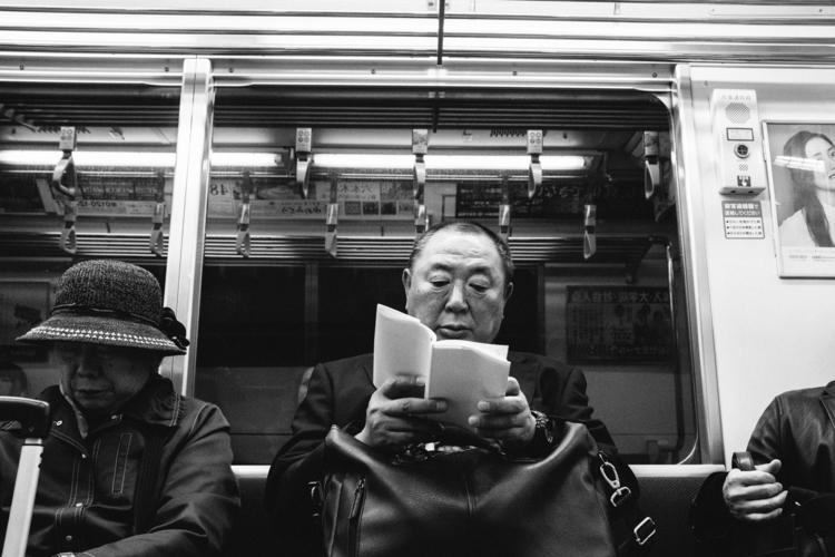 Metro Tokyo - blackandwhitephotography - adamkozlowski | ello
