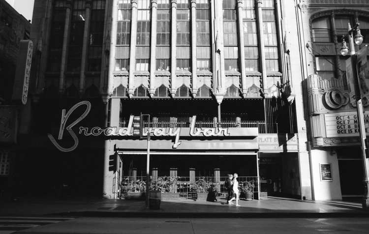 stroll downtown Los Angeles - streetphotography - marsprime | ello