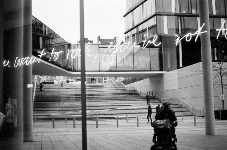 wheelchair ... - *) Borngasse,  - walter_ac | ello