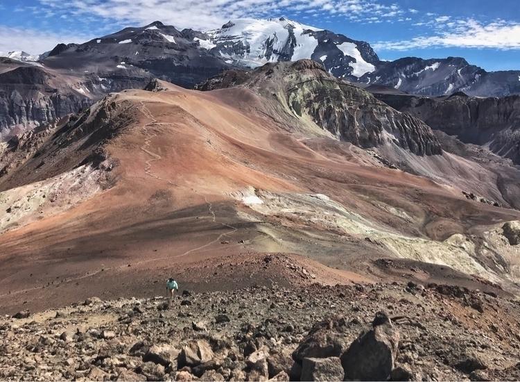 Andes Chilenos - maxkeith | ello