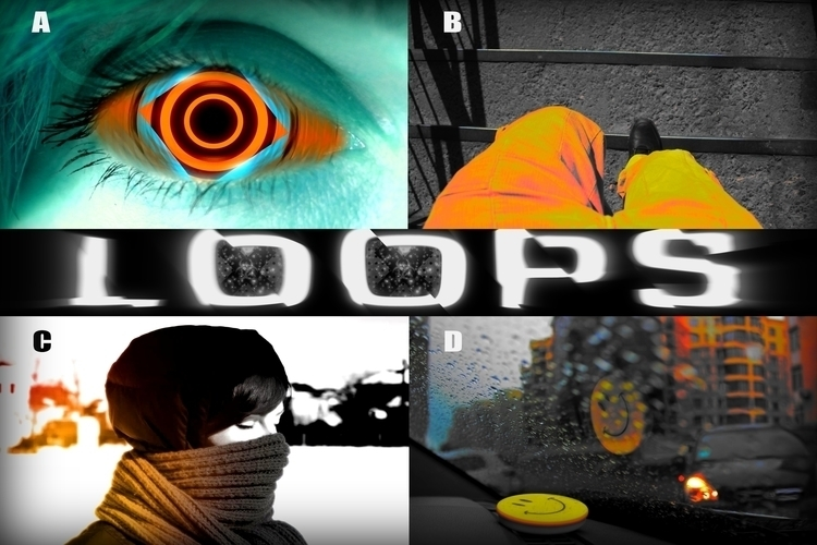 Crazy Loops eye! Horror loop Or - crazy_loops | ello