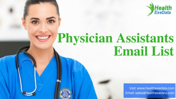 Physician Assistants Email List - robinharris | ello
