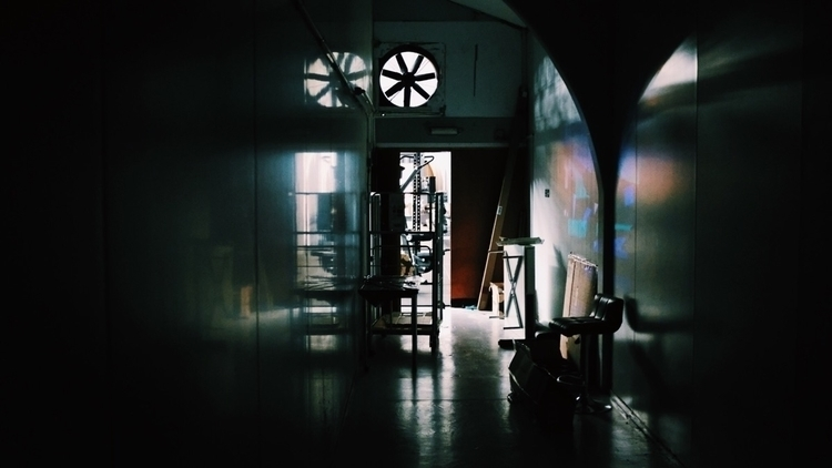 Corridor  - fujiframez, framez, fuji - jacklongley | ello