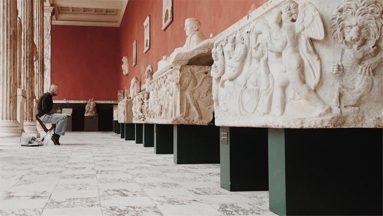 pic museum, Glyptoteket Copenha - bibo | ello