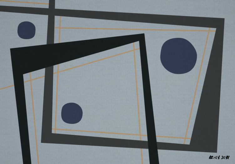 composition-48 - art, contemporary - gfgalli | ello