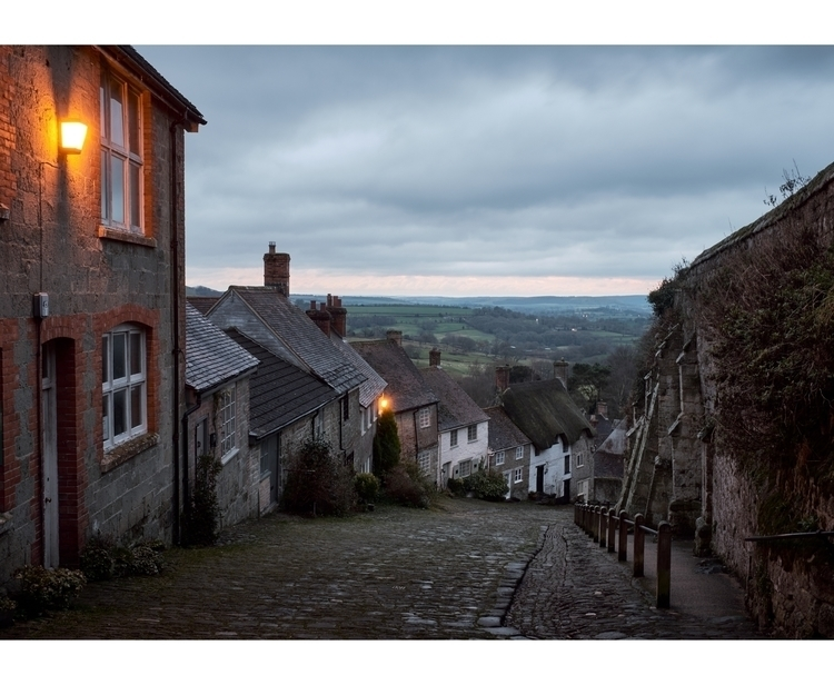 favourite places Gold Hill, Sha - mikebeecham | ello