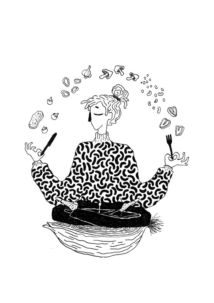 31 states mind / Food zen Inkto - ivatori | ello