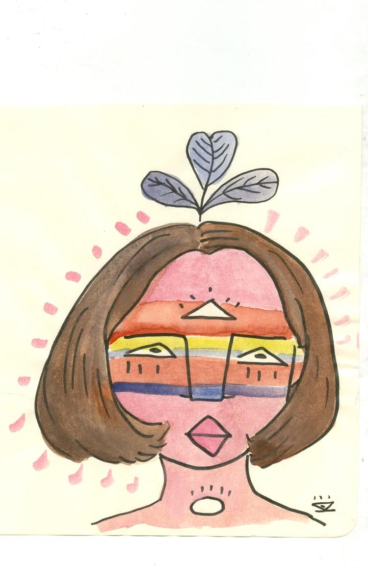 Boxita watercolor paper. 5 1/2  - rosatzin | ello