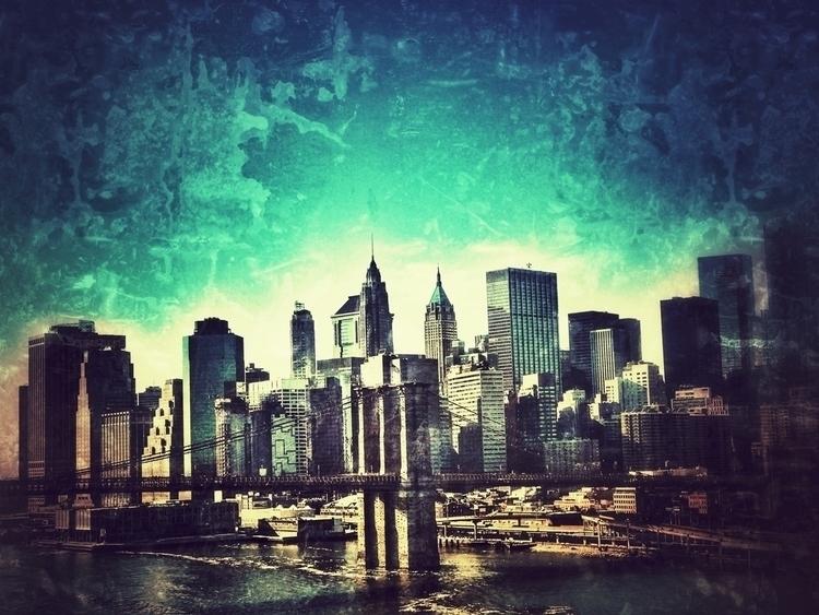 NYC - newyork, art, design, photographer - doganozmekik | ello