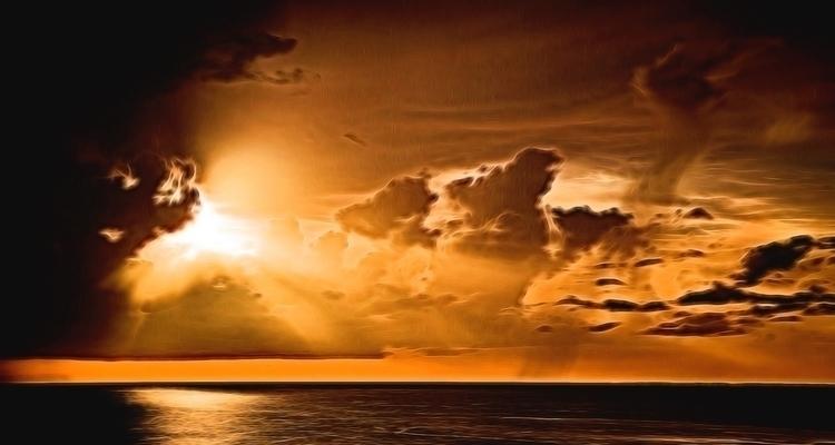 evening storm shot Florida - prints - pycphoto | ello