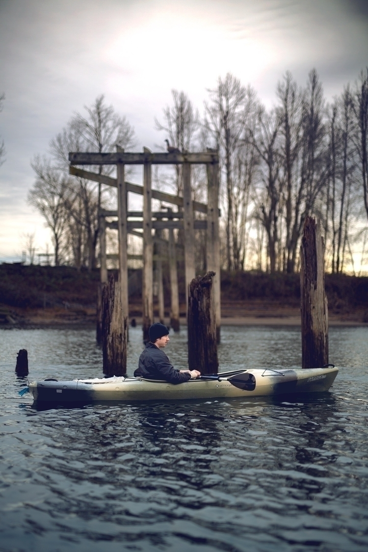 Gravette. Columbia River. Janua - tysonvassar | ello