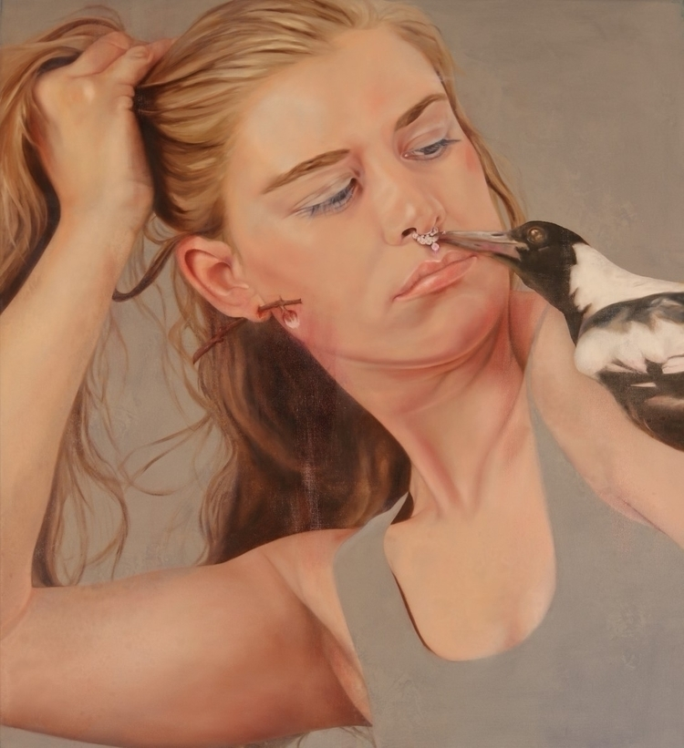 List', oil linen painting explo - janinedello | ello
