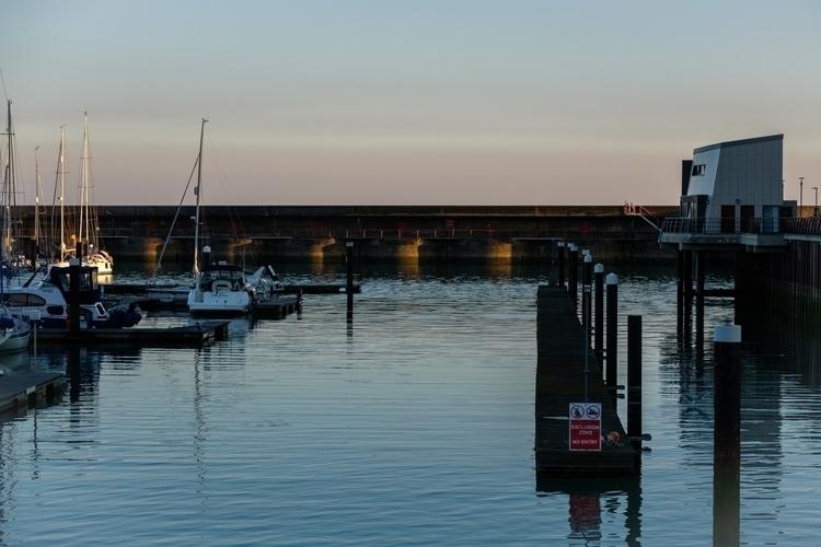 Brighton marina dusk - photography - berryphillips | ello
