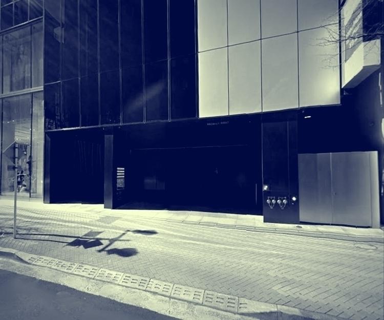 Brushed Steel - rephotography, Tokyo - dispel | ello
