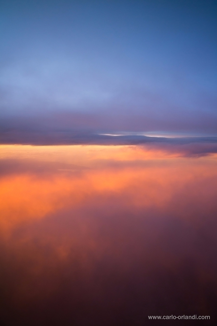 Earth Rome Sofia, clouds - photography - playerdue | ello