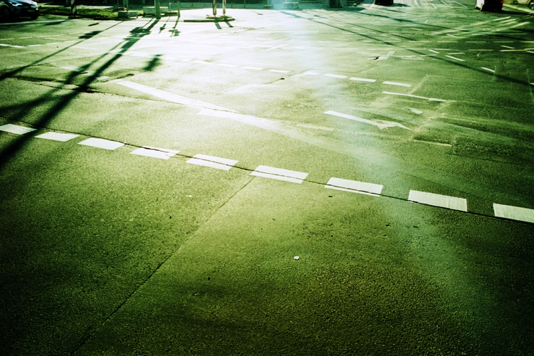 road paintings (cross kreuzung - tinakino | ello