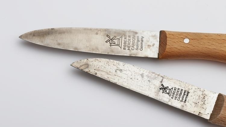 Corrosion necessarily bad blade - nomopol | ello