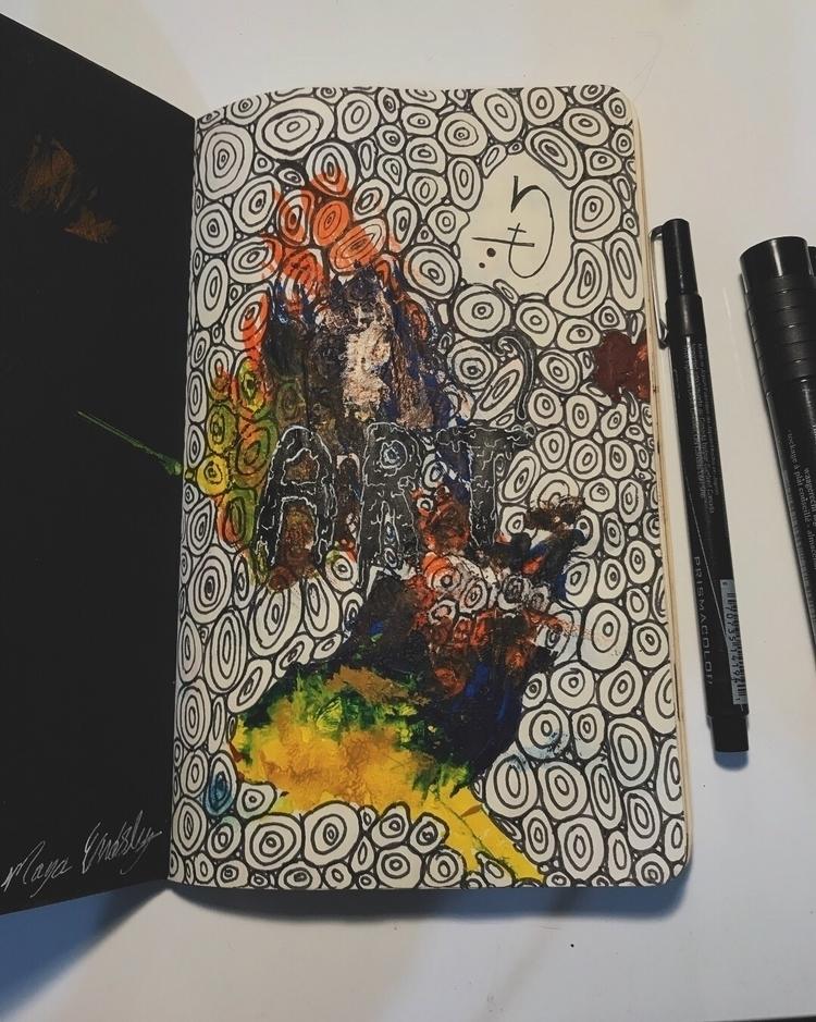 Sketche book art - mayareina | ello