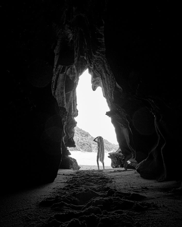 Cave Monster - ellophotography, Sonyalpha - solarfractal | ello