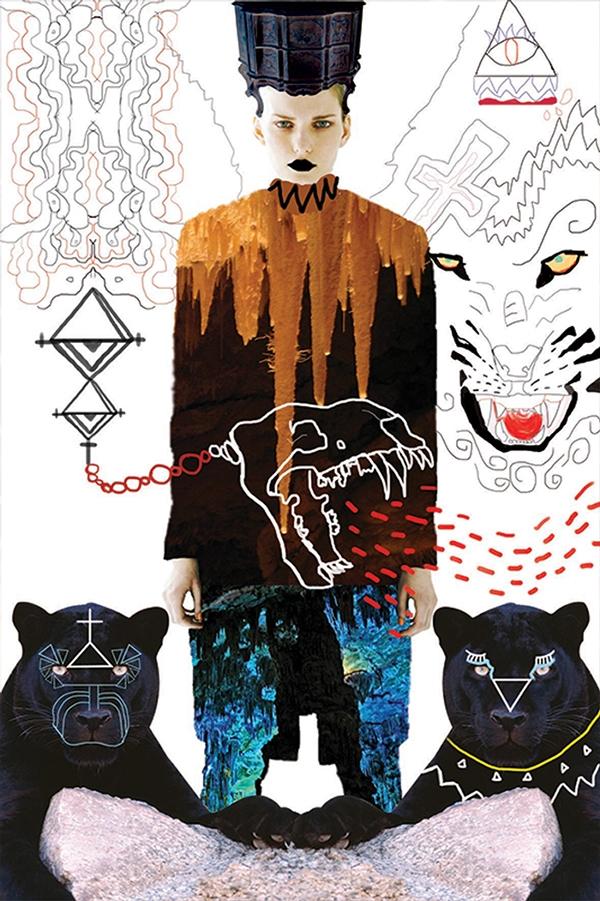 king, wildatheart, cavein, stalagmite - karma86 | ello