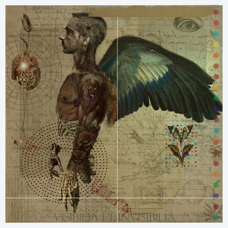 Androgyne/ Grimoire series coll - astroturf | ello