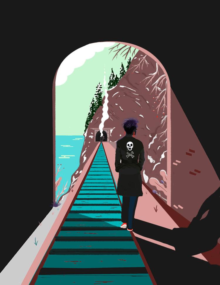illustrator developer Mavenlink - roblevinillustration | ello