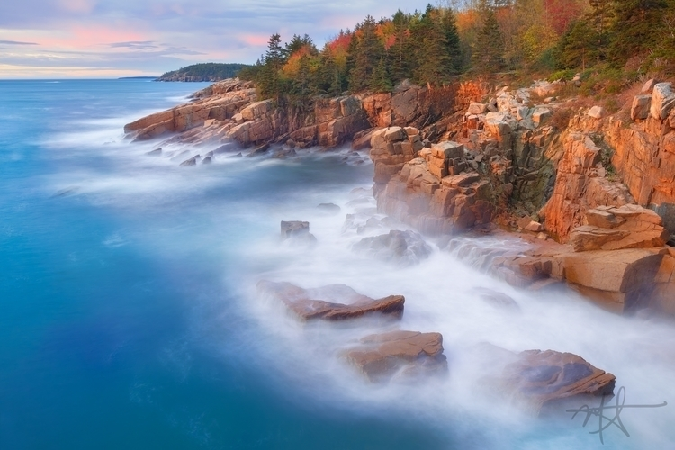 Autumn shores Acadia National P - mrickard5 | ello