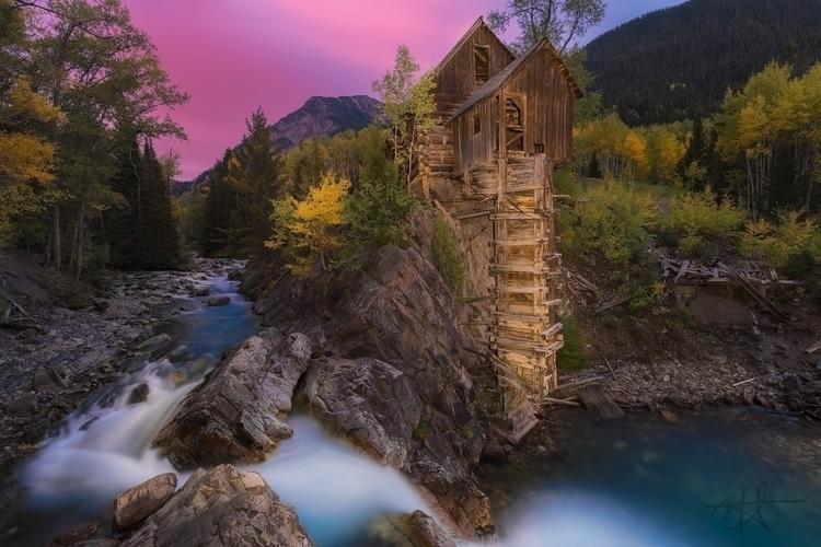 Crystal Mill Marble, Colorado - colorado - mrickard5 | ello