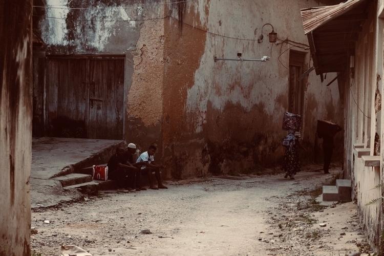 streets, Zanzibar, streetpics - myphotocorner | ello