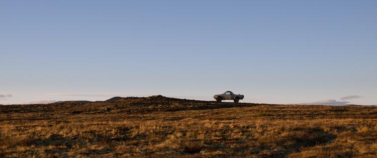 sunday drive home-built Subaru  - musubk | ello