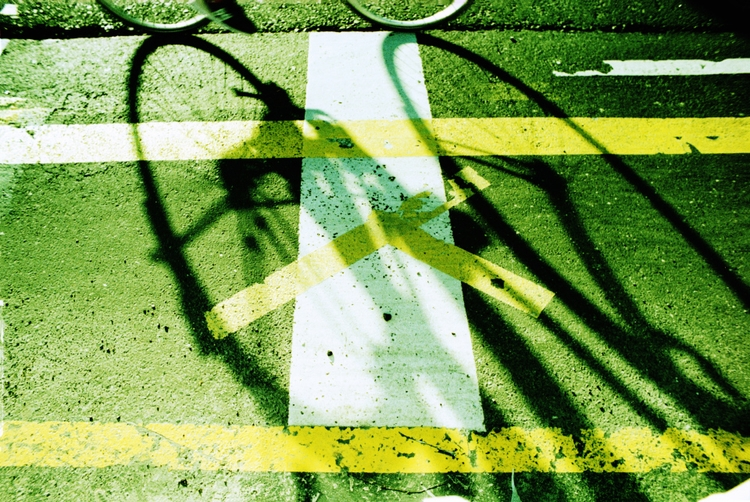 road paintings (cross cycling)  - tinakino | ello