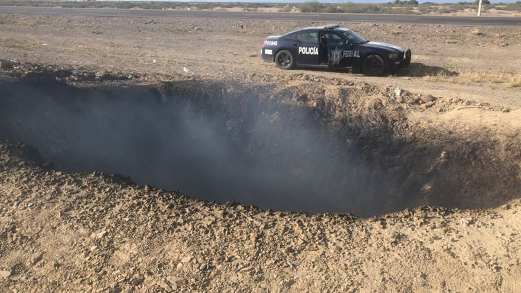 ¿Ha caído meteorito en Torreón - codigooculto | ello