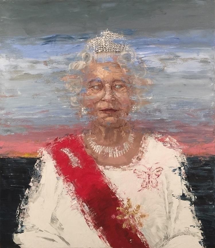 Sunset British Empire Red Queen - jackrosenberg | ello