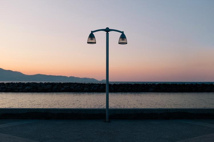 Une Calogero de lampadaire - sea - adrienblot | ello