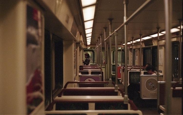 stranger subway - losangeles, redline - marsprime | ello