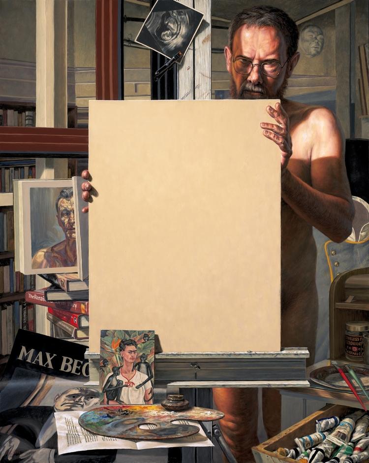 Portrait Masterpiece Creation,  - fscotthess   ello