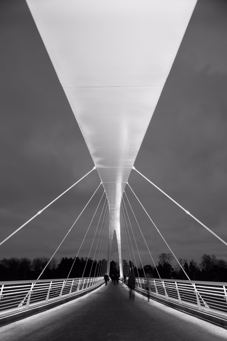 bridge - photography, cityscape - anttitassberg | ello
