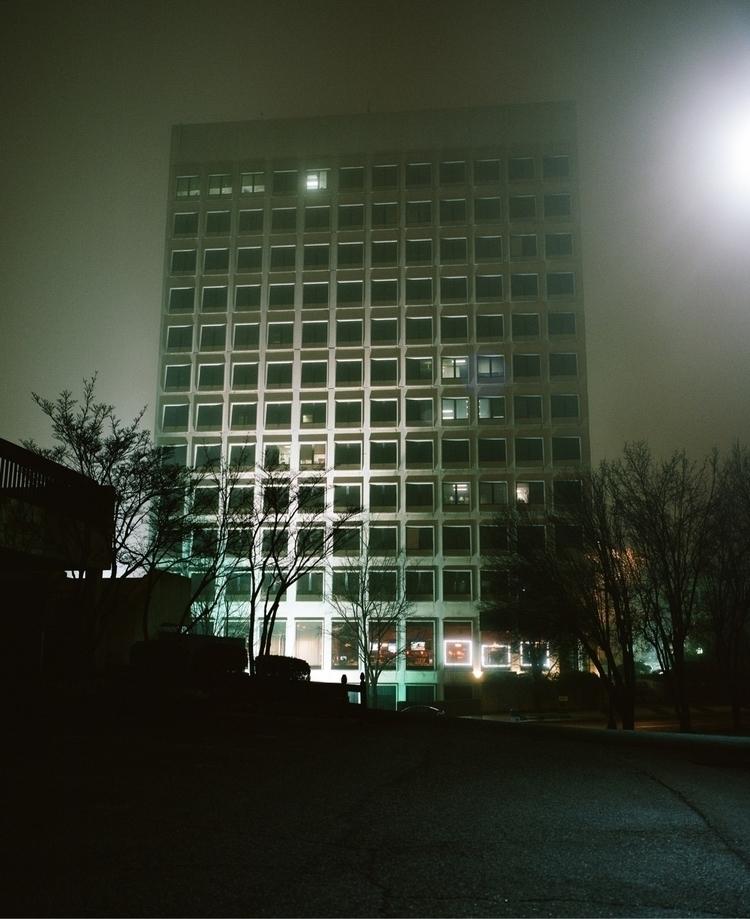 Winston-Salem fog. 120 film - northcarolina - runningwild | ello