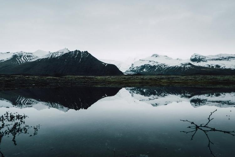 • Life reflection - iceland, Sonyalpha - explorewithmax   ello