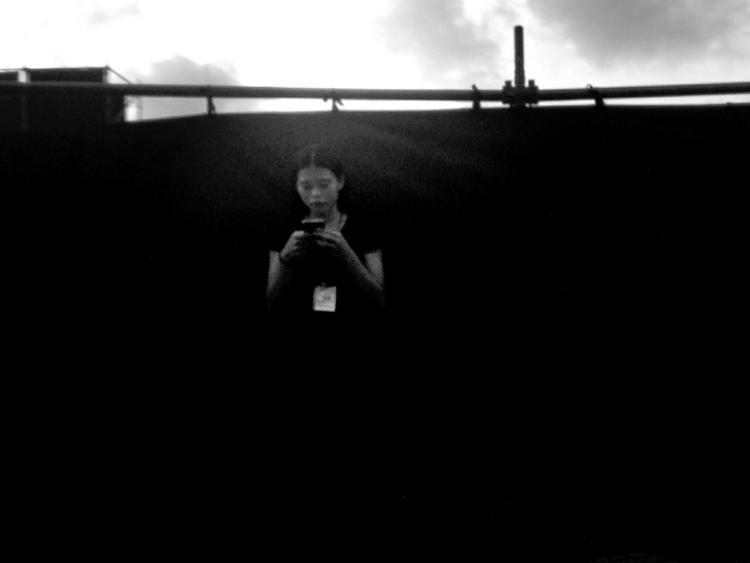 face floating shadow Taiwan 201 - blacktravis | ello