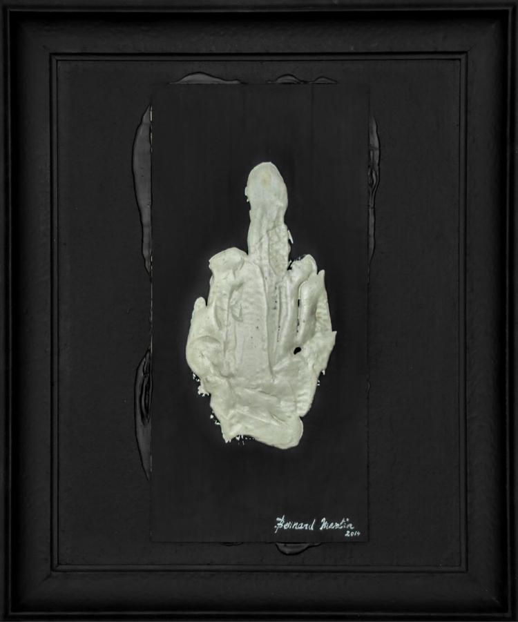 2014. Ben (Bernard Martin) Acry - ben-peeters | ello