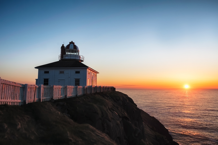 Cape Spear Lighthouse, Newfound - malloryontravel | ello